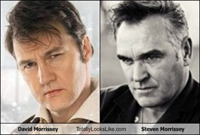 David Morrissey Totally Looks Like Steven Morrissey