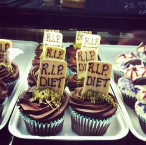 R.I.P. Diet (May 12, 2013 - May 13, 2013)