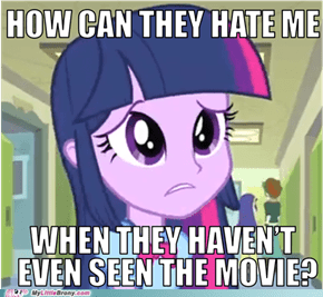 Haters Gonna Hate You Twilight