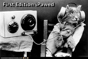 First Edition iPawed