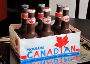 That's Not Beer, It's a Cake!
