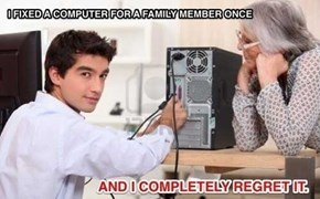 Don't Be the Family Computer Expert