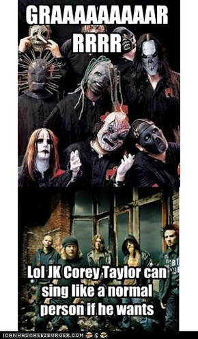 Slipknot vs. Stone Sour