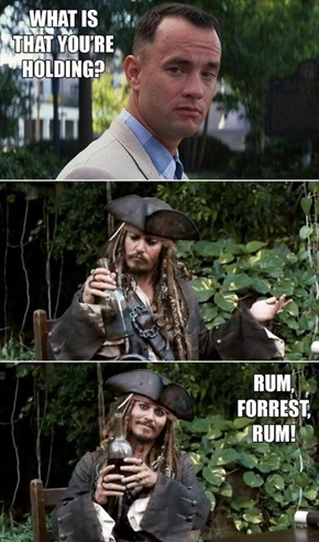 It's Nothing Special, Forrest