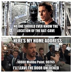 This is Why Iron Man is Better Than Batman