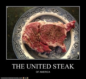 THE UNITED STEAK