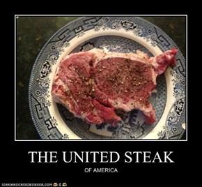 THE UNITED STEAK