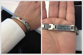 The New Medic Alert Bracelets