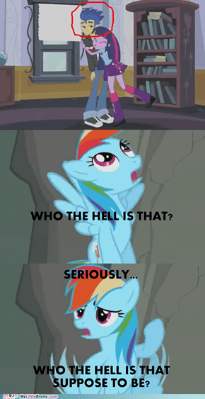 Rainbow Dash would like to know..