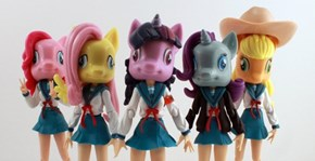 What most people see when looking at Equestria Girls