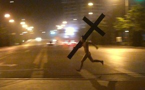 Streaking for the Lord?