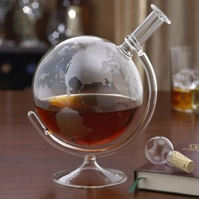 For Those of Us Who Want to Drink the World