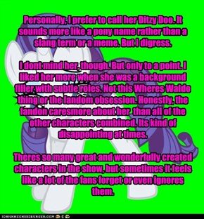 derpy fans please read.