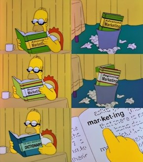"""Marketing: See """"Business"""""""