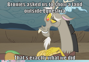 Equestria girls is actually a fanservice series