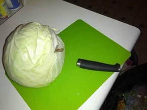 You Win This Time, Cabbage