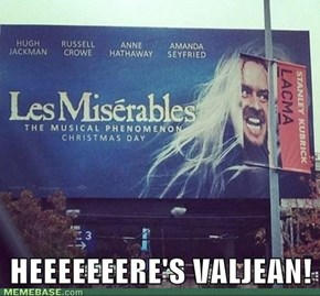 Cosette! I'm here!