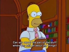 Every Time My Boss Talks