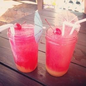 A Little Drink of Sunshine