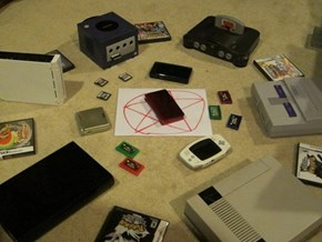 Trying to Summon Pokemon X/Y Early