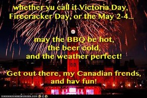 Not a Canuck? Not a problem - come on over & party with us!