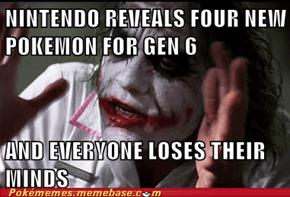 We love seeing new pokemon
