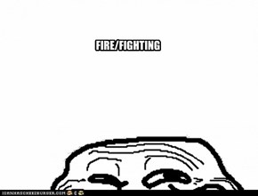 FIRE/FIGHTING