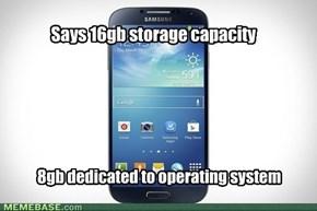 Scumbag Galaxy S4