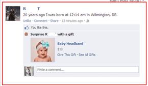 Facebook, Stahp!