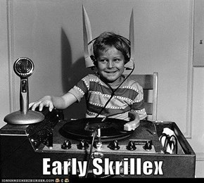 Early Skrillex