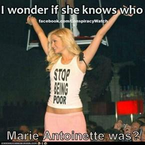 Marie Antoinette was?