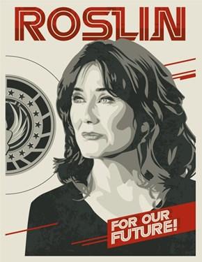 Re-Elect Roslin!