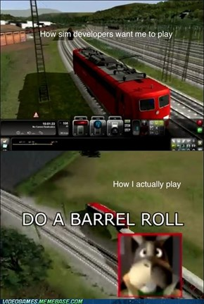You Gotta Learn How to Train Simulator