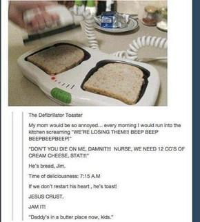 Damn Bread Puns