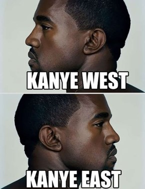 What About Kanye North