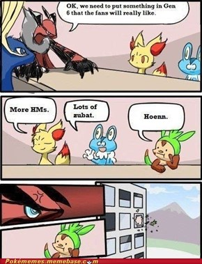 Hoenn Needs a 3DS Spotlight...