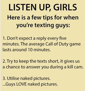 Tips About Texting