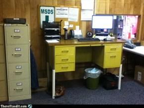 """Desk """"Promotion"""""""