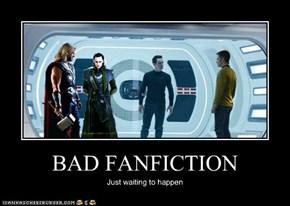 BAD FANFICTION
