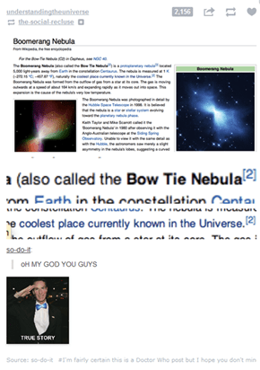 Bill Nye's Favorite Nebula