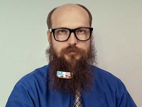 Kentucky Ad Agency Starts Paying Men to Advertise With Their Beards