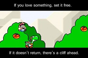 Don't Make Me Have These Super Mario World Feels