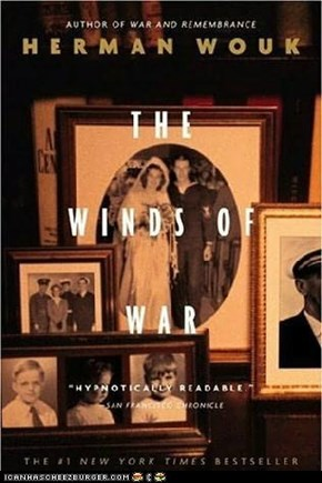 The prequel to War and Remembrance - two families experience World War ll first hand.