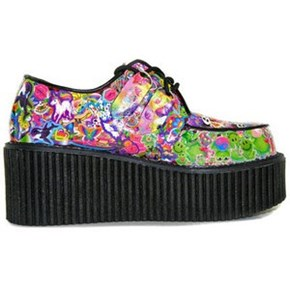 Excuse Me, I Think Lisa Frank Threw Up on Your Shoes. . .