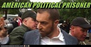 AMERICAN POLITICAL PRISONER