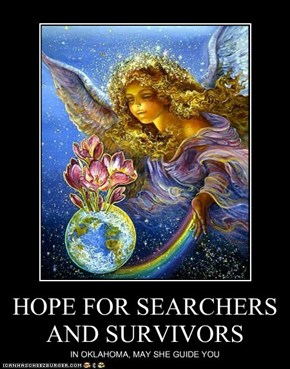 HOPE FOR SEARCHERS AND SURVIVORS