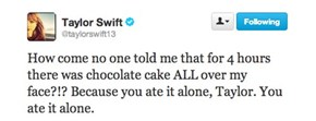 I Have Something in Common With Taylor Swift!