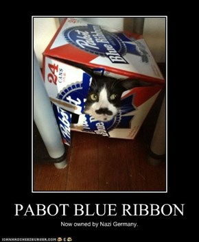 PABOT BLUE RIBBON