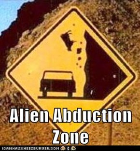Alien Abduction Zone