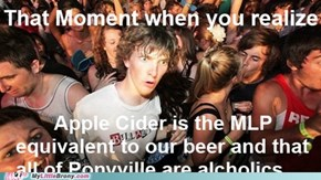 now i know why cider is so popular